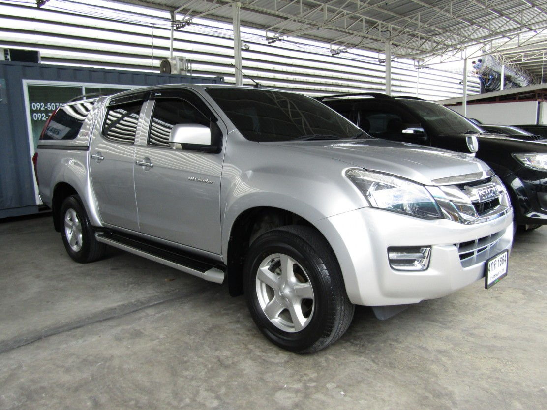 Isuzu ALL NEW (105,xxx)  D-Max CREW HR 2.5 VGS Z AT Sedan