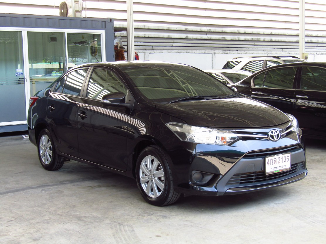 Toyota Vios 1.5 E (67,xxx)  AT Sedan