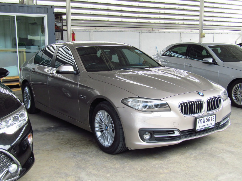BMW 520D  (123,xxx) LCI  AT Sedan