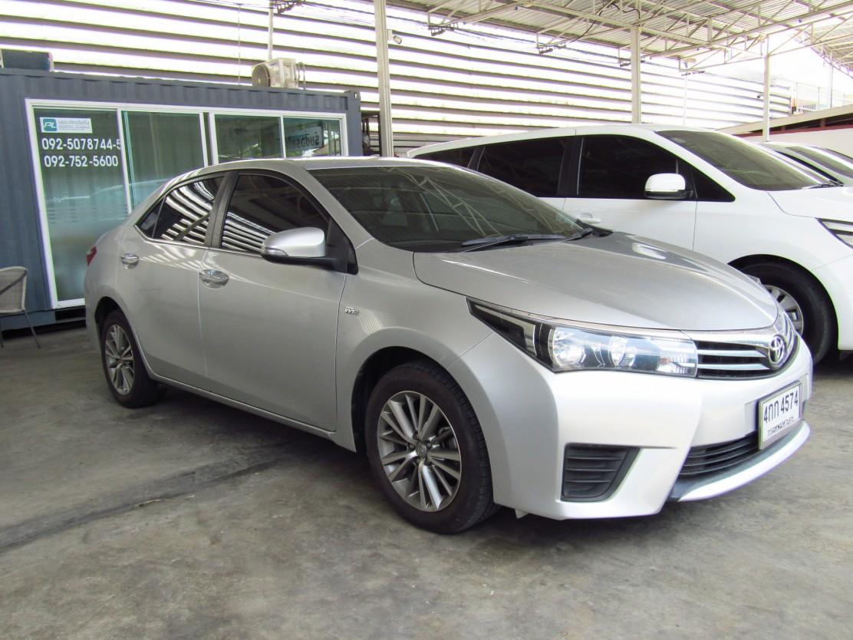 Toyota Corolla Altis  (86,xxx) G 1.6 AT Sedan