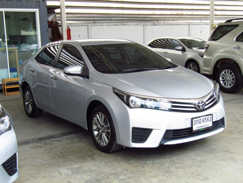 Toyota Corolla Altis  (90,xxx) G 1.6 AT Sedan