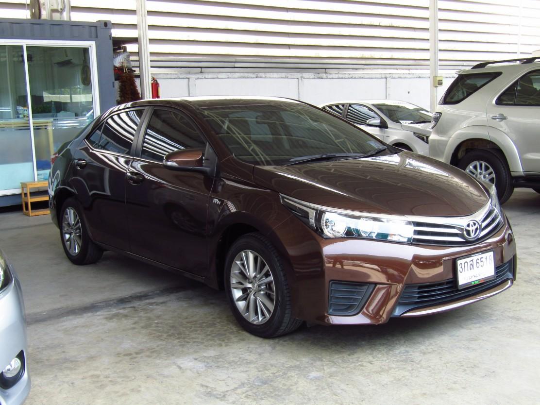 Toyota Corolla Altis  (103,xxx) G 1.6 AT Sedan