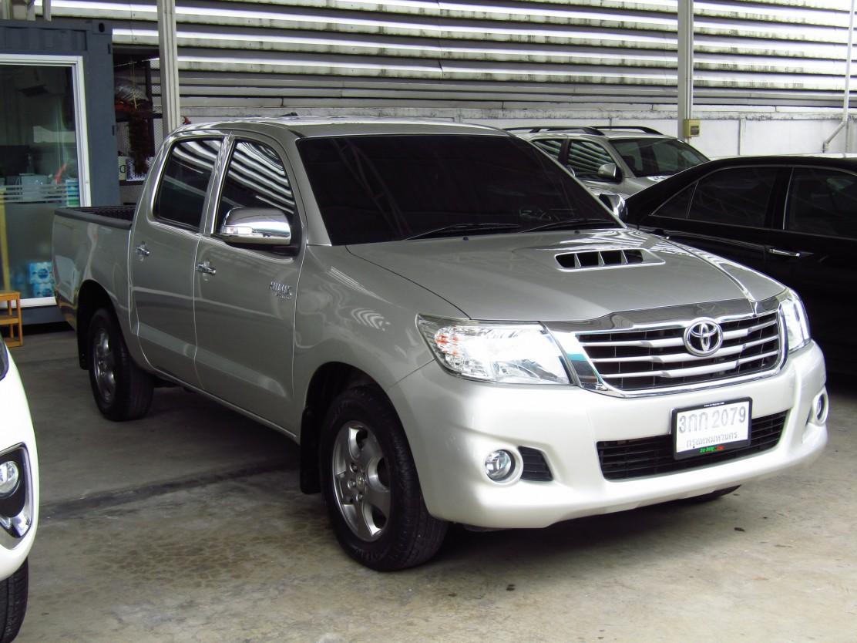 Toyota Hilux Vigo (53,xxx)  DOUBLECAB 2.5G MET