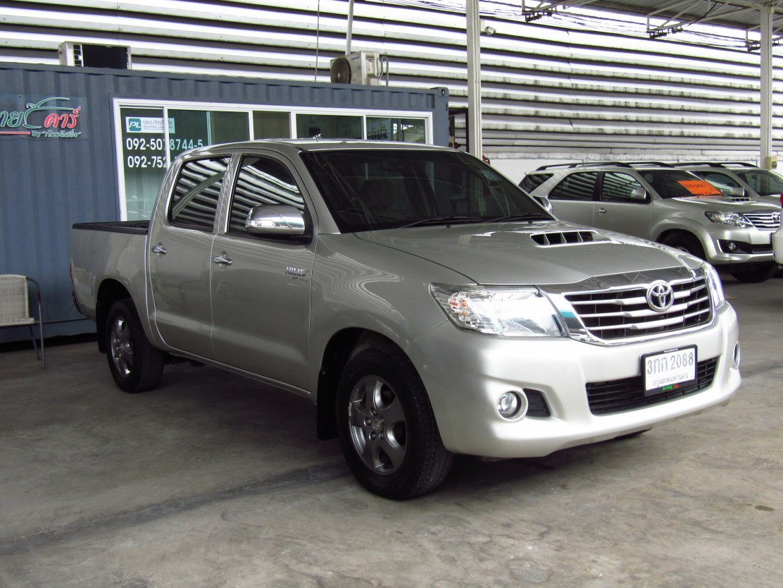 Toyota Hilux Vigo (65,xxx)  DOUBLECAB 2.5G MET