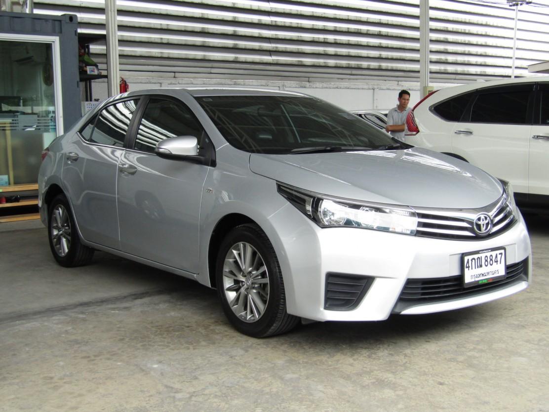 Toyota Corolla Altis  (81,xxx) E 1.8 AT Sedan